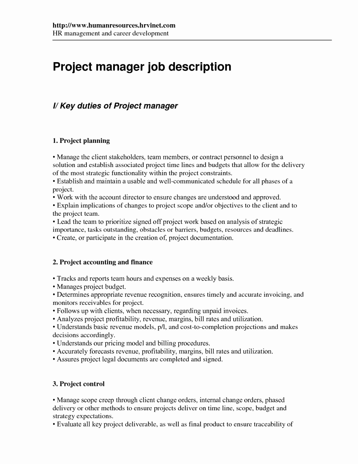 Construction Project Description Awesome Construction Project Management Job Description 0