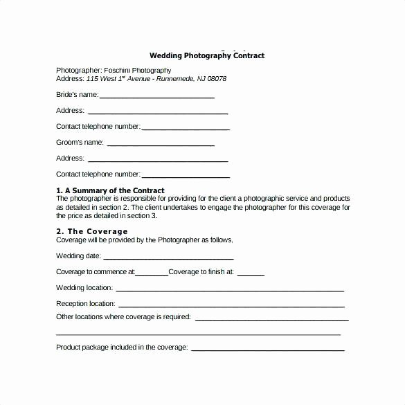 Contract Summary Template Unique Sample Contract Summary Template