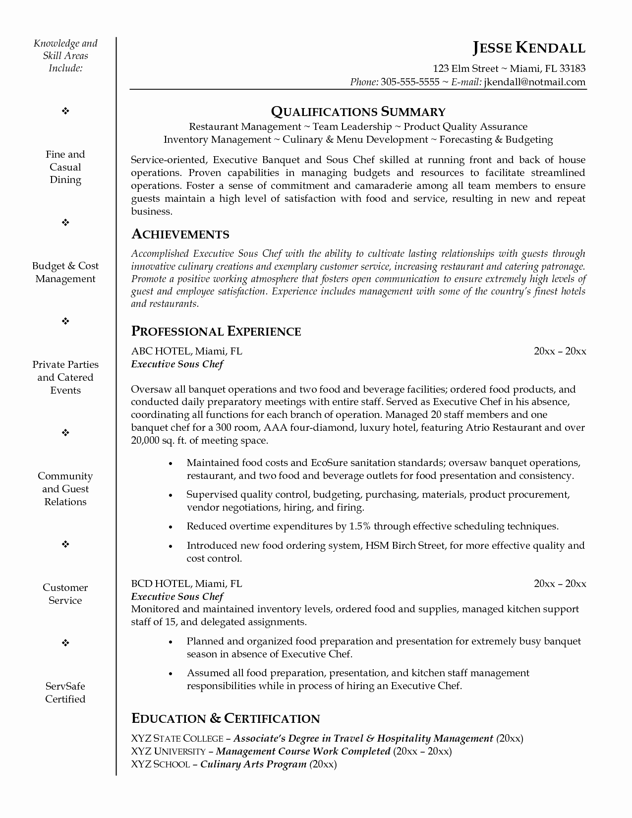 Cook Description for Resume Fresh Pin Oleh Resumeweb Di Job Resume format
