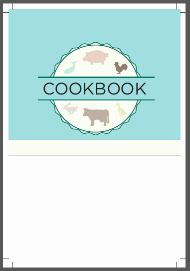Cookbook Template Pages New New Cookbook Covers are Here