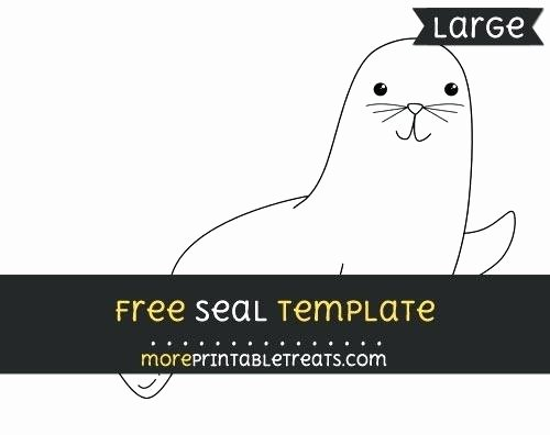 Corporate Seal Template Word Best Of Seal Template
