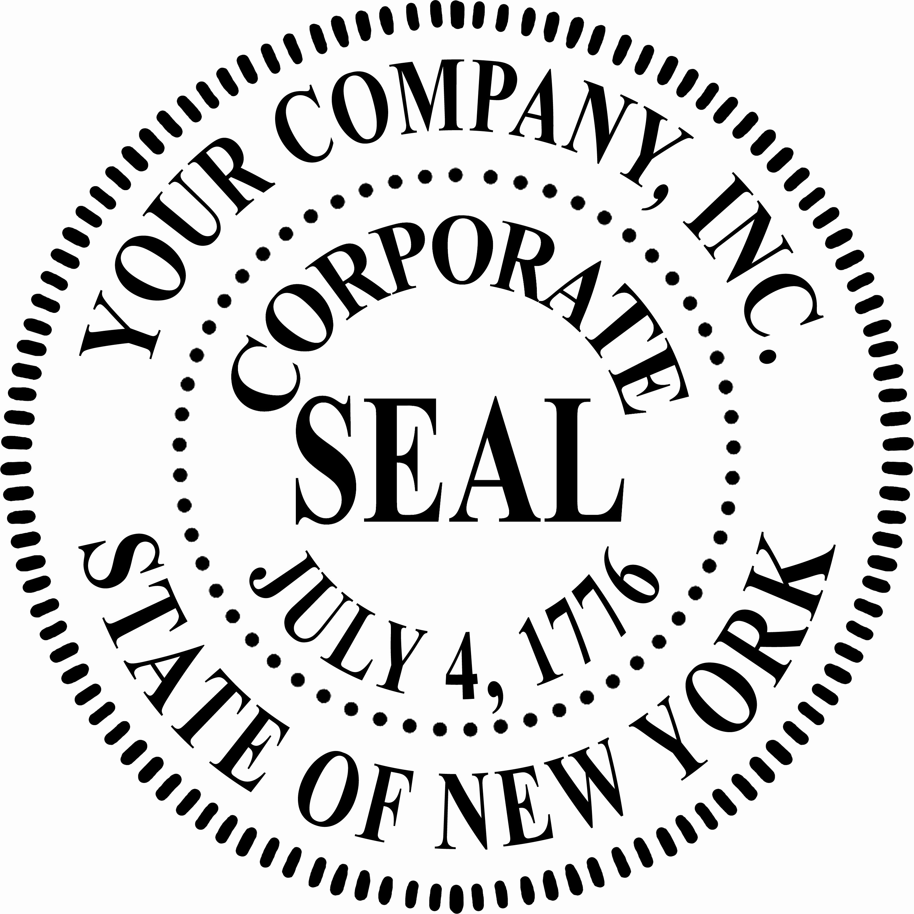 Corporate Seal Template Word Fresh Corporation Setup & Dissolution R&g Brenner