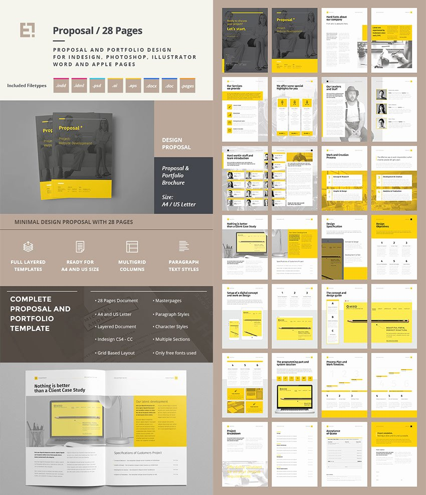 Corporate Video Proposal Template Beautiful 20 Best Business Proposal Templates Ideas for New Client