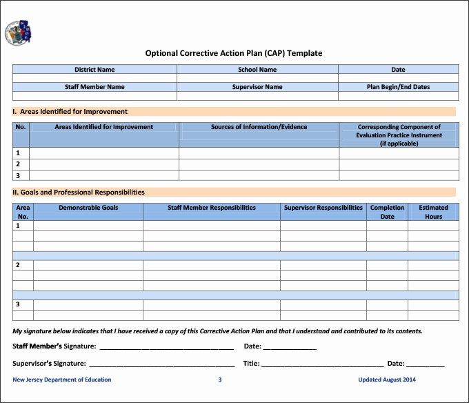 Corrective Action Preventive Action Template Elegant Corrective Action Template Excel 0 – Guatemalago