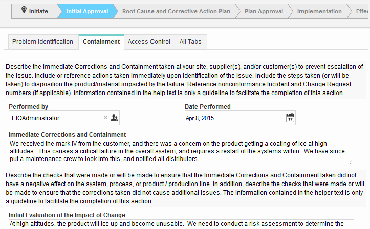 Corrective Action Preventive Action Template Inspirational Corrective Action Preventive Action Capa System Capa