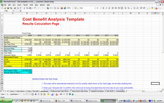 Cost Benefit Analysis Excel Template Luxury Cost Benefit Analysis Template Free and