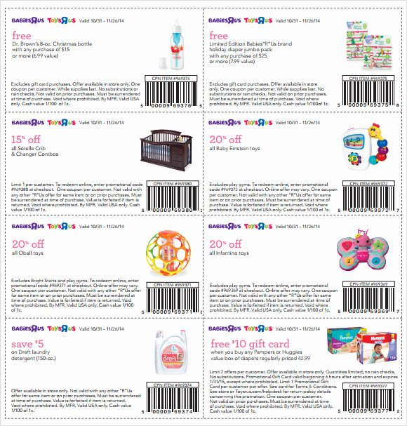 Coupon Template Word Luxury 10 Sample Blank Coupon Templates to Download