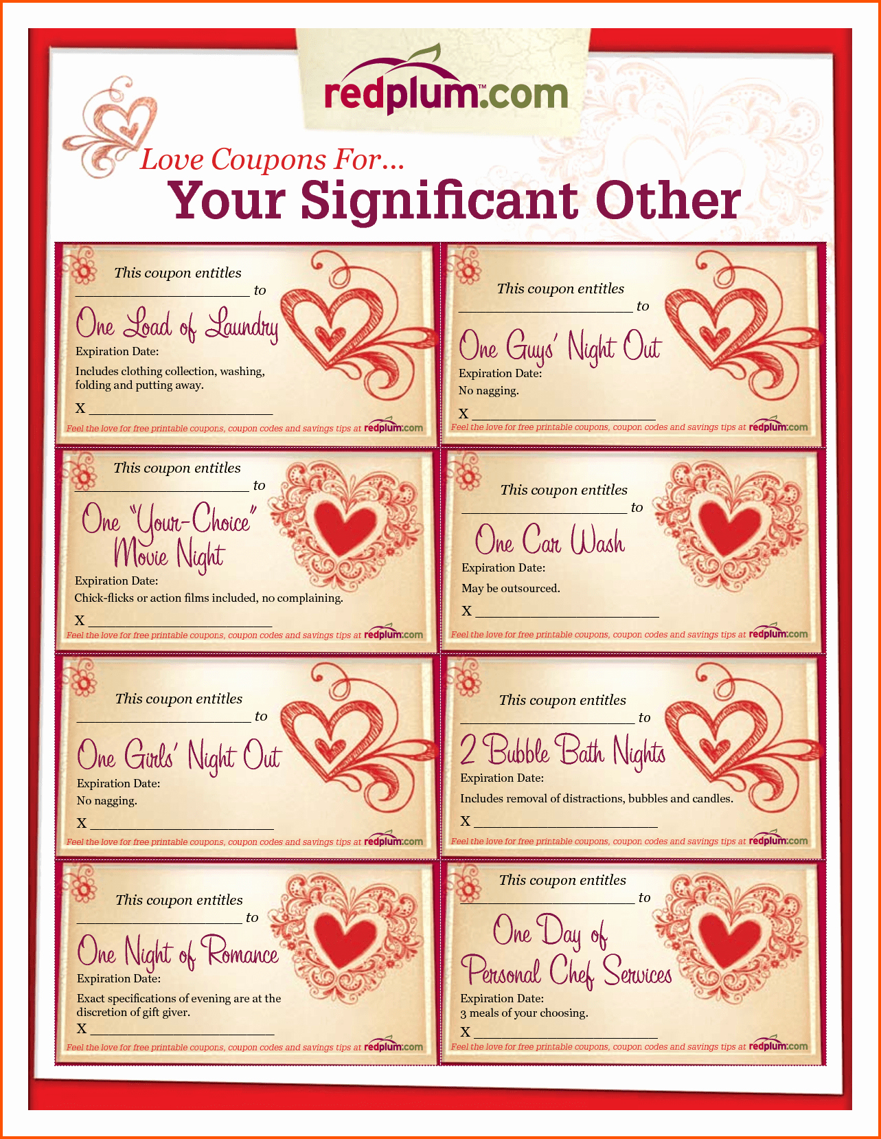 Coupon Template Word Luxury Love Coupon Template Microsoft Word Free Download Aashe