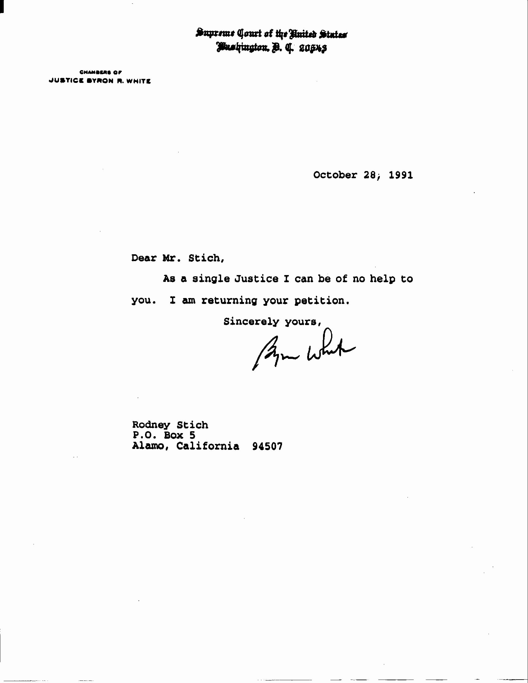Court Letter format Awesome Letter From Supreme Court Legal Letter format Letter and