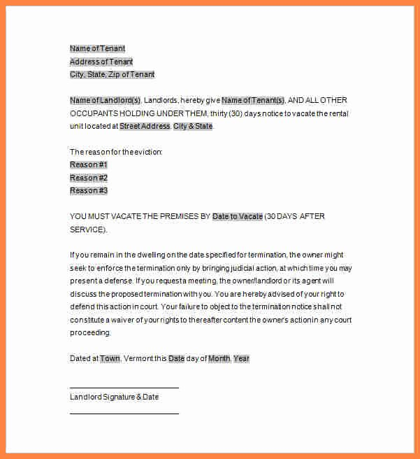 Court Letter format Beautiful 4 Court Notice Letter