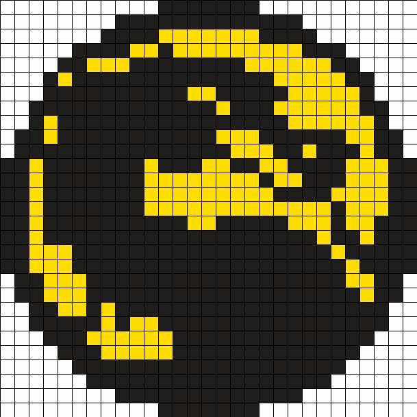 Crab Rave Template Elegant 817 Best Perler Beads Images On Pinterest