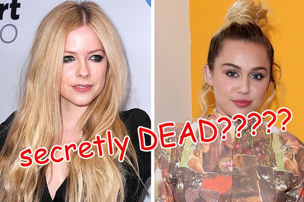 Create A Fake Obituary Lovely 16 Ridiculous Celebrity Conspiracies that Ll Make You