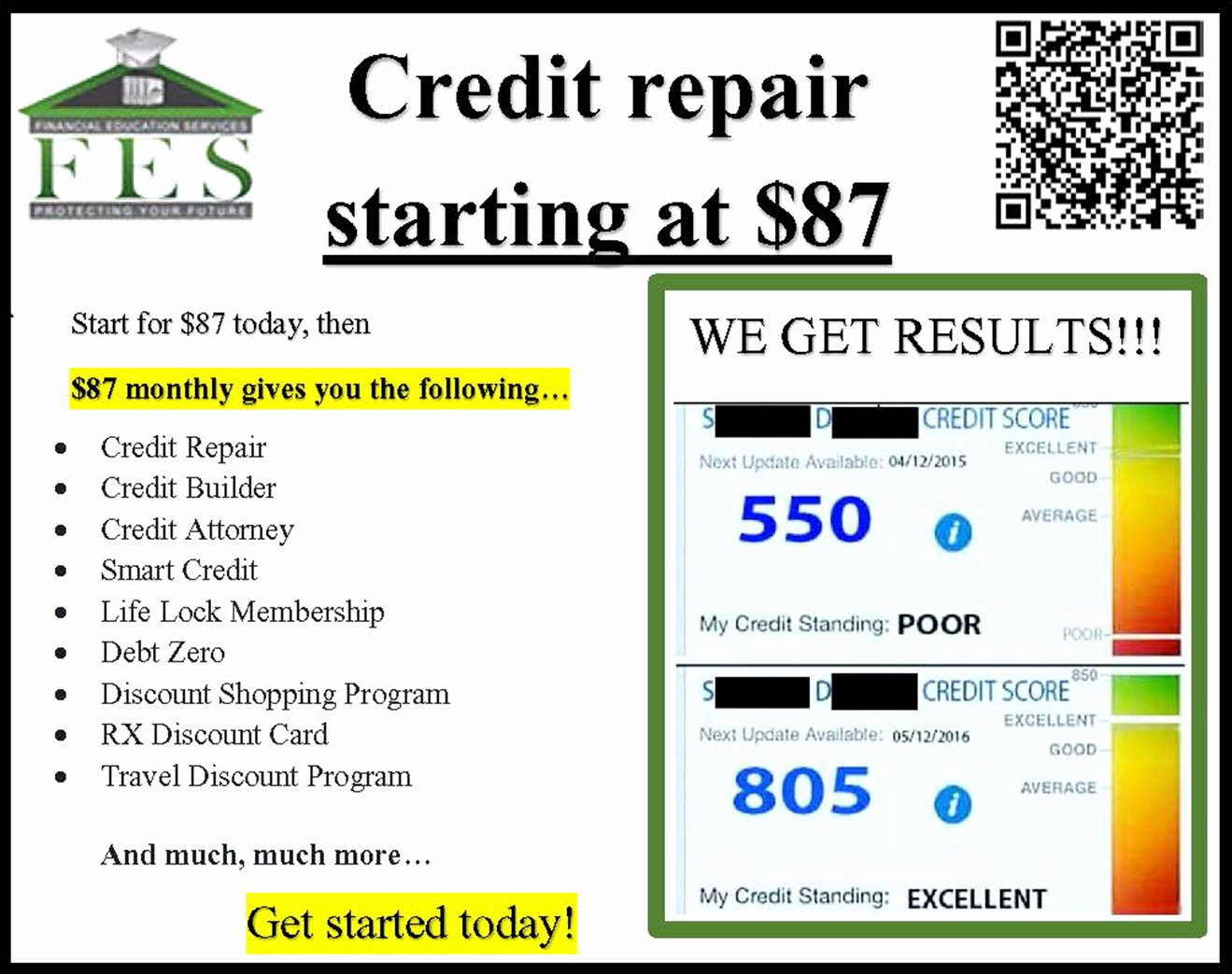 Credit Repair Flyer Template Luxury Credit Repair Flyers Colesecolossus