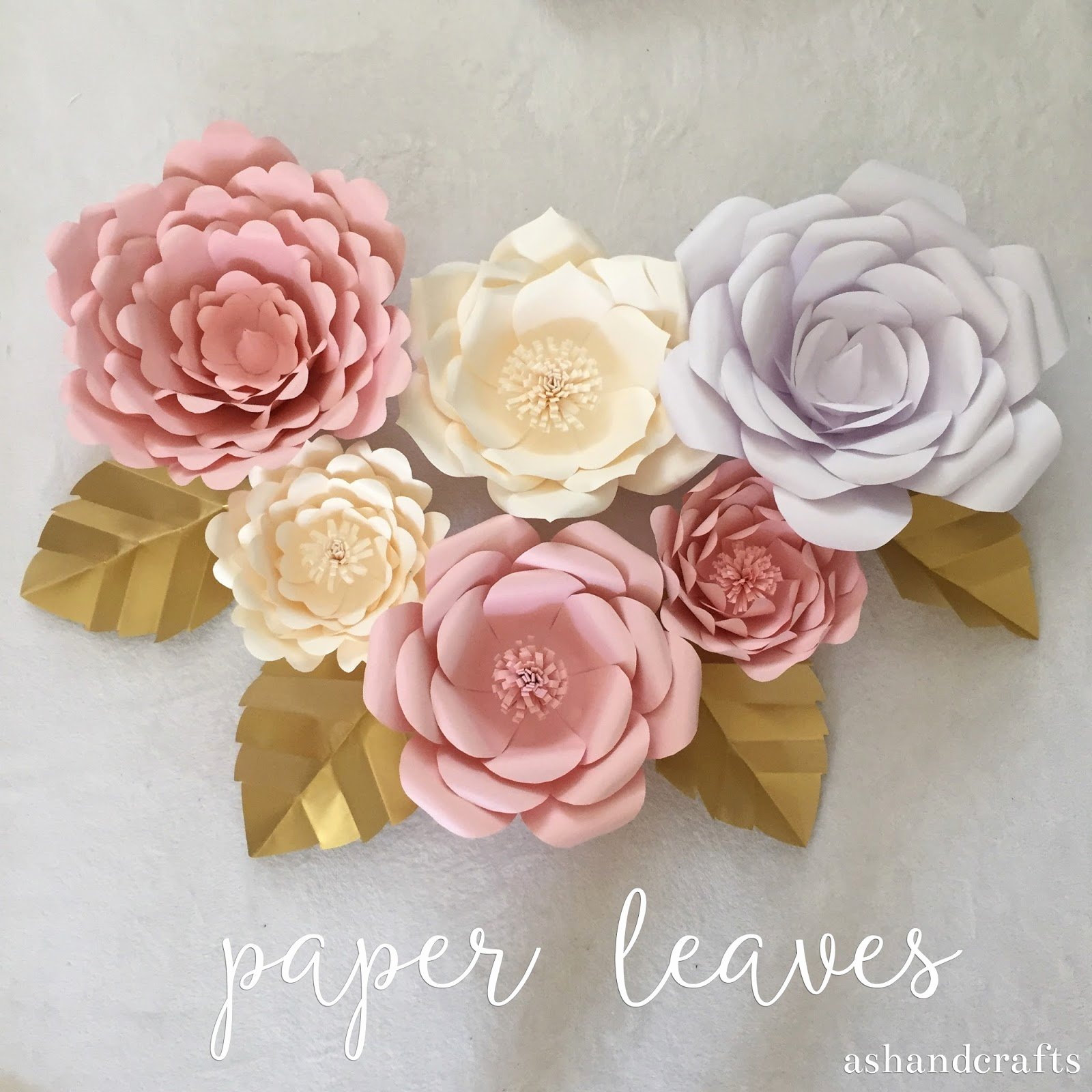 Cricut Paper Roses Beautiful Making Paper Flowers with Cricut
