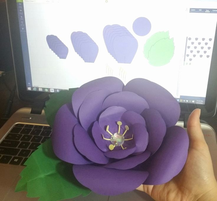 Cricut Paper Roses Best Of Free Cricut Design Space Canvas with Cut Files to Make