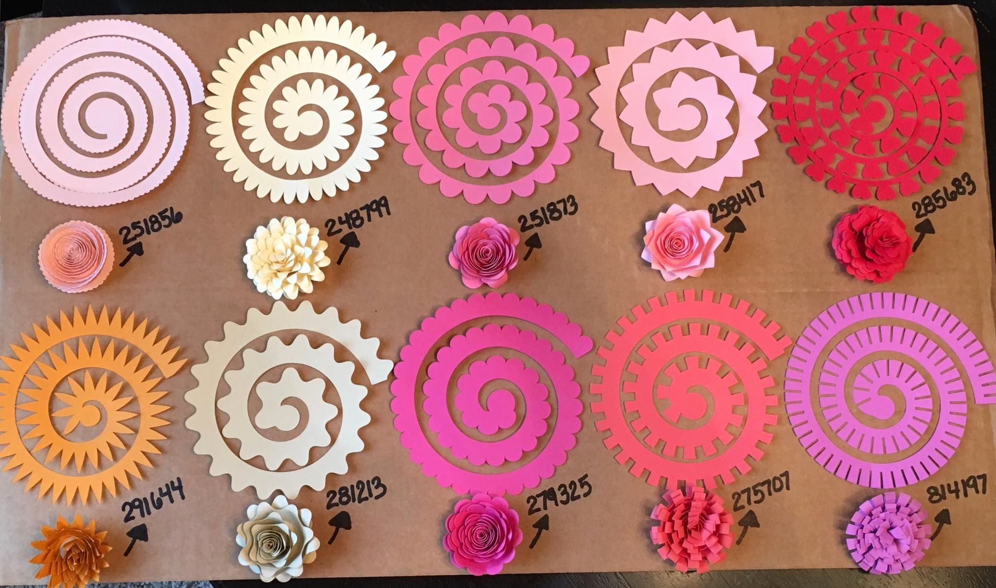 Cricut Paper Roses Inspirational Roll the Petals First with A Bamboo Skewer before I Rolled