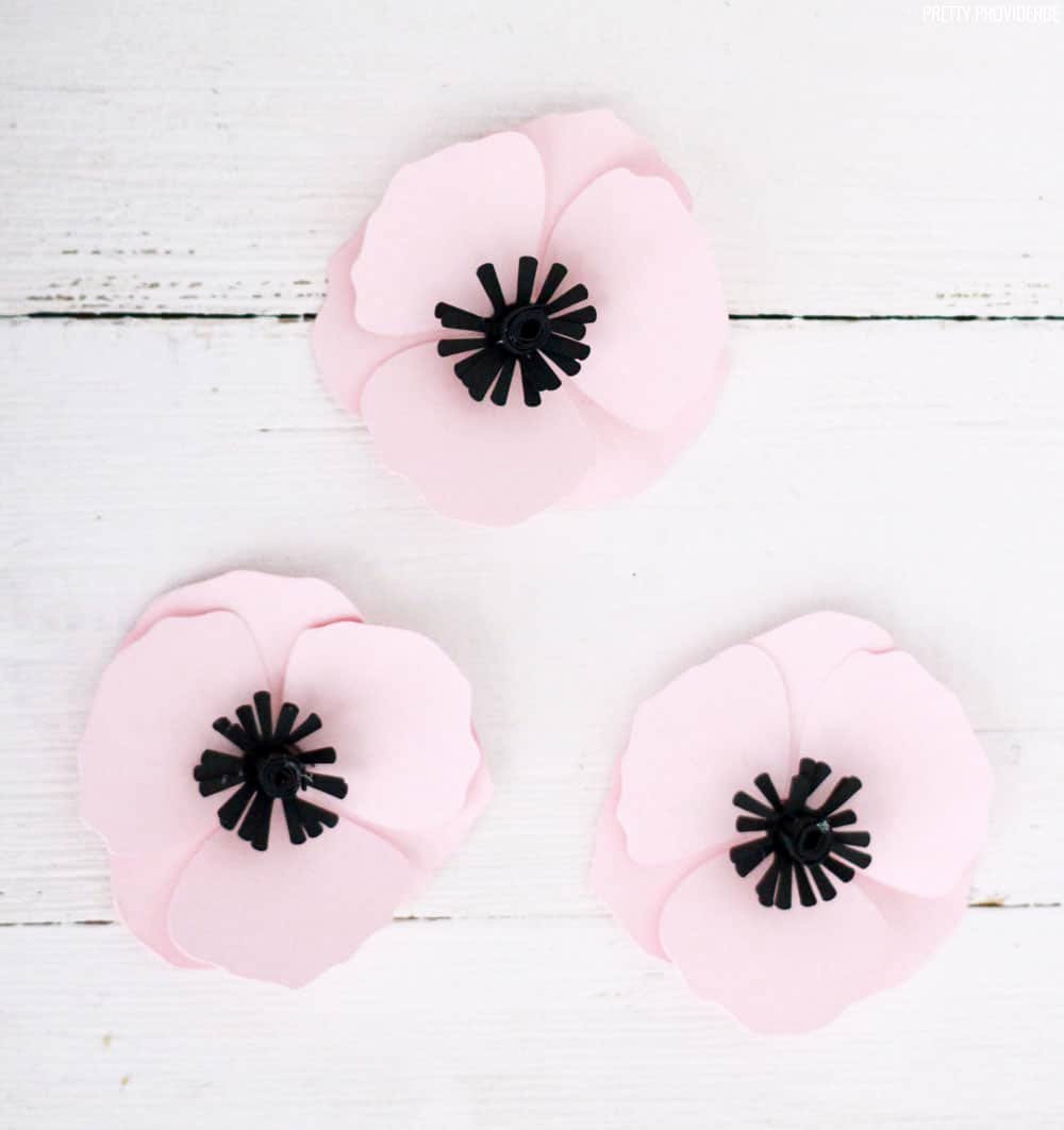 Cricut Paper Roses New How to Make Easy Paper Flowers Pretty Providence