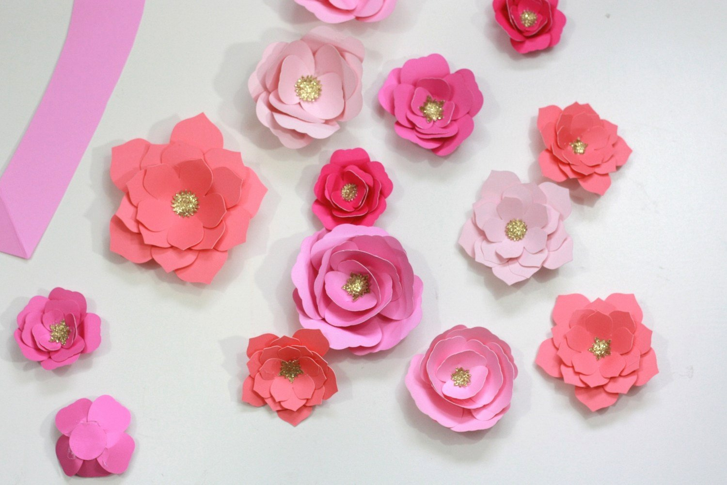 Cricut Paper Roses Unique How to Make Paper Flowers with Your Cricut
