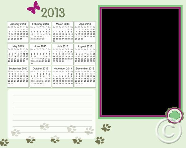 Cub Scout Calendar Template Best Of Rpl School Girlscouts 8x10 Markerboard Calendar 2013 Png