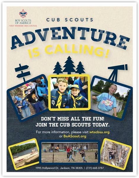 Cub Scout Flyer Template Lovely Boy Scouts Of America Flyers by Lilia Diaz Via Behance