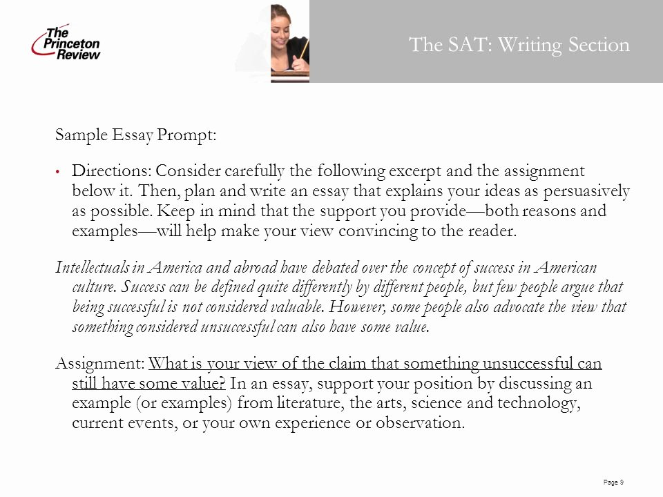 Current event Paper Sample Best Of Counselor Breakfast Cracking the Sat and Act Ppt Video