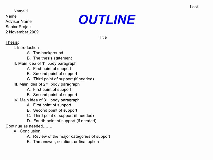 Current event Paper Sample Fresh Outline thesis Paper Great College Essay