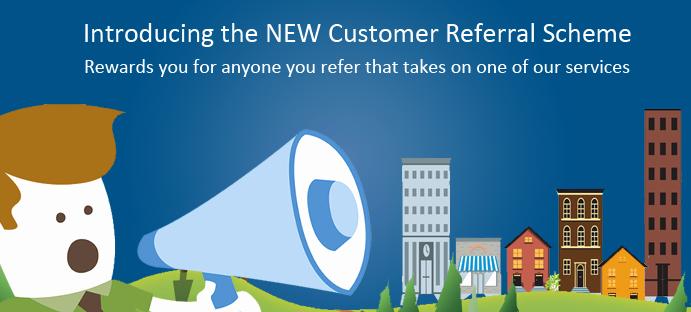 Customer Referral form Fresh Customer Referral Scheme – soconnect
