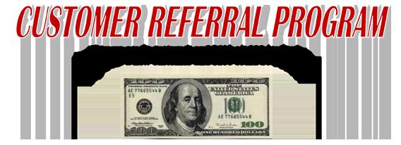 Customer Referral form Luxury Customer Referral Program Hometowne Energy