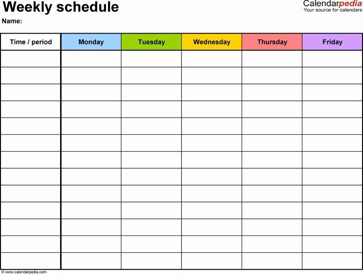 Cute Class Schedule Maker Inspirational Cute Class Schedule Maker