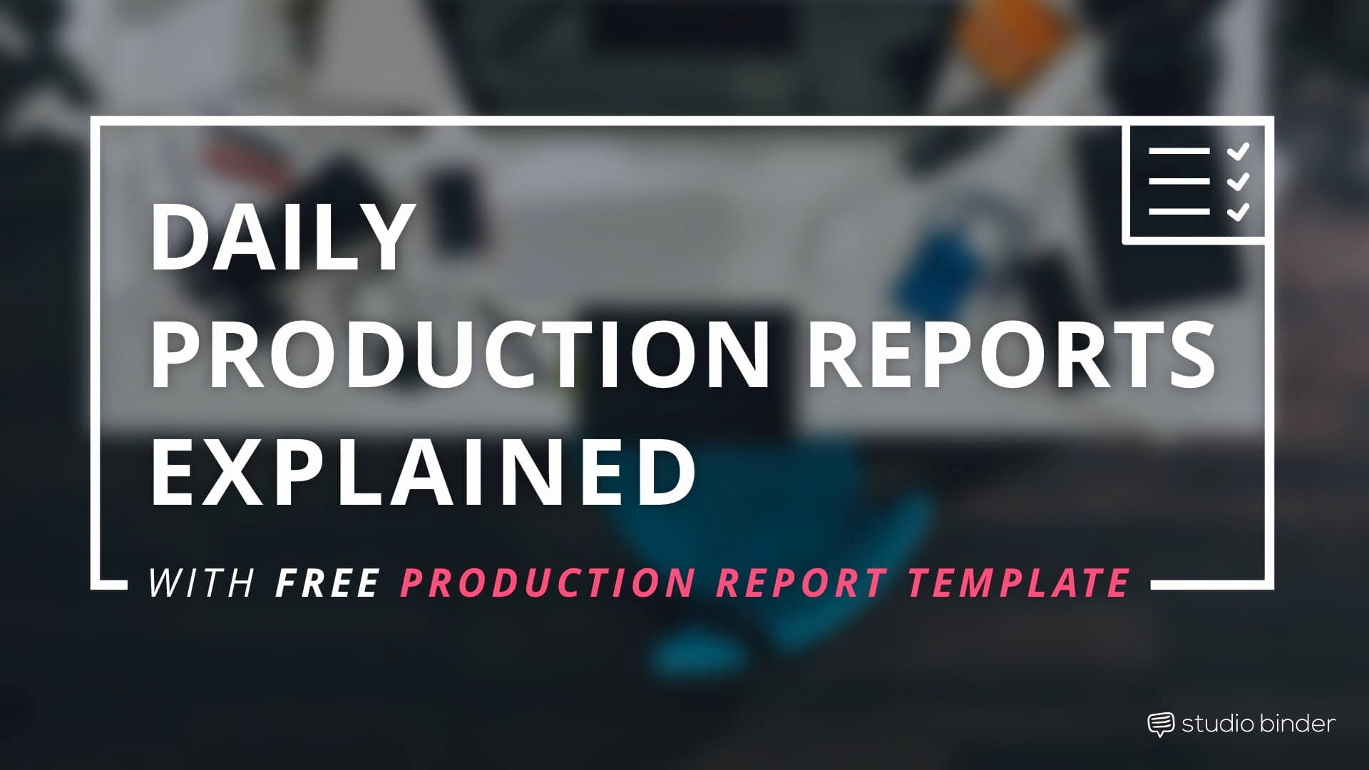 Daily Production Report Template Excel Best Of the Daily Production Report Explained with Free Template