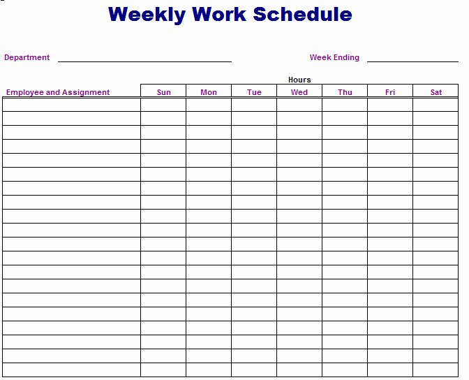 Daily Production Report Template Excel Inspirational Production Schedule Template In Excel