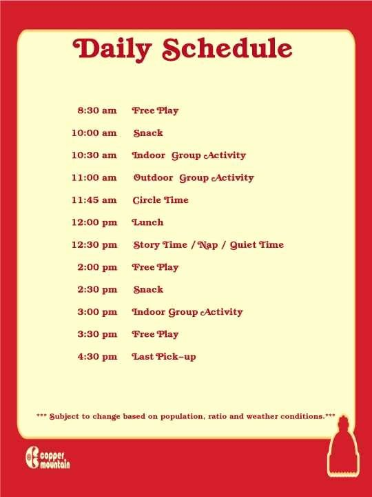Daily Routine Schedule Template Best Of 11 Daily Schedule Templates Word Excel Pdf formats