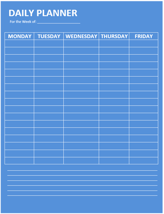Daily Task List Template Word Best Of 16 Free Daily Task Planner Templates Word Templates