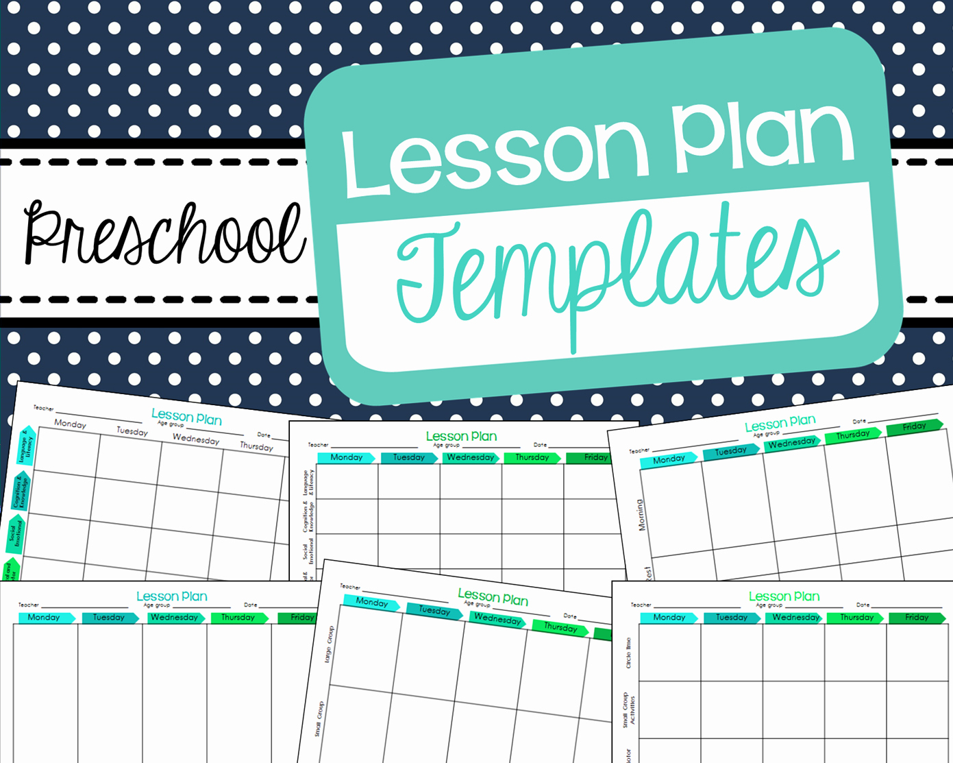 Daycare Lesson Plan Template Awesome Free Preschool Lesson Plan Templates