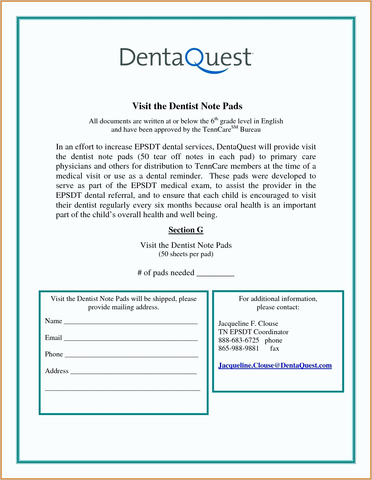 Dental Excuse Note Unique 7 Dental Note Examples Pdf