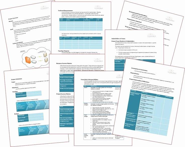 Deployment Plan Project Management Elegant It Implementation Plan Template Plan Template for