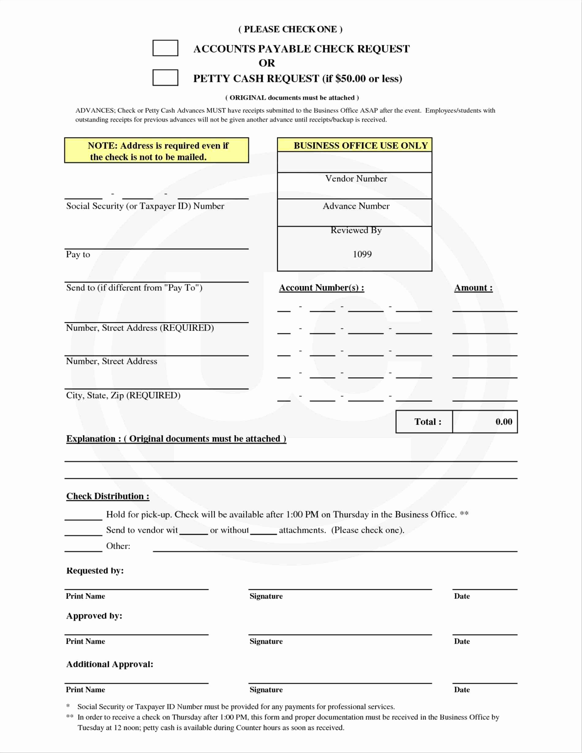 Design Request form Template Elegant Cash Advance Request form Template