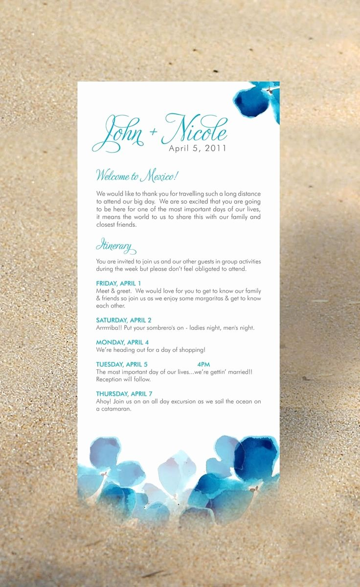 Destination Wedding Itinerary Template Inspirational Pin by Jennifer Navarre Wilson On Suellen Wedding Ideas