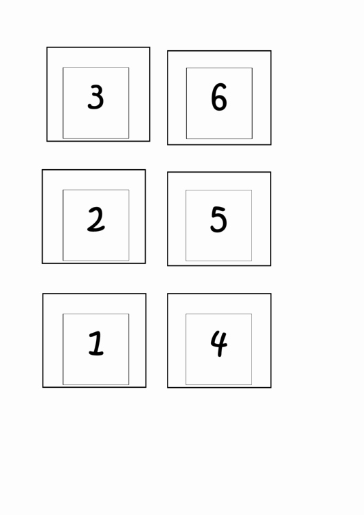 Dice Template Pdf Elegant top 9 Dice Templates Free to In Pdf format