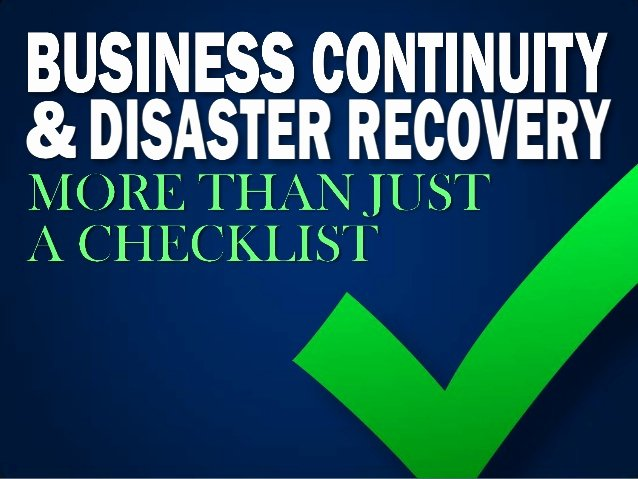 Disaster Recovery Plan Template Nist Luxury Business Disaster Recovery Checklist Incident Response