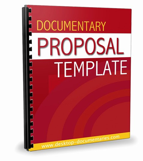 Documentary Proposal Sample Best Of Documentary Proposal Template