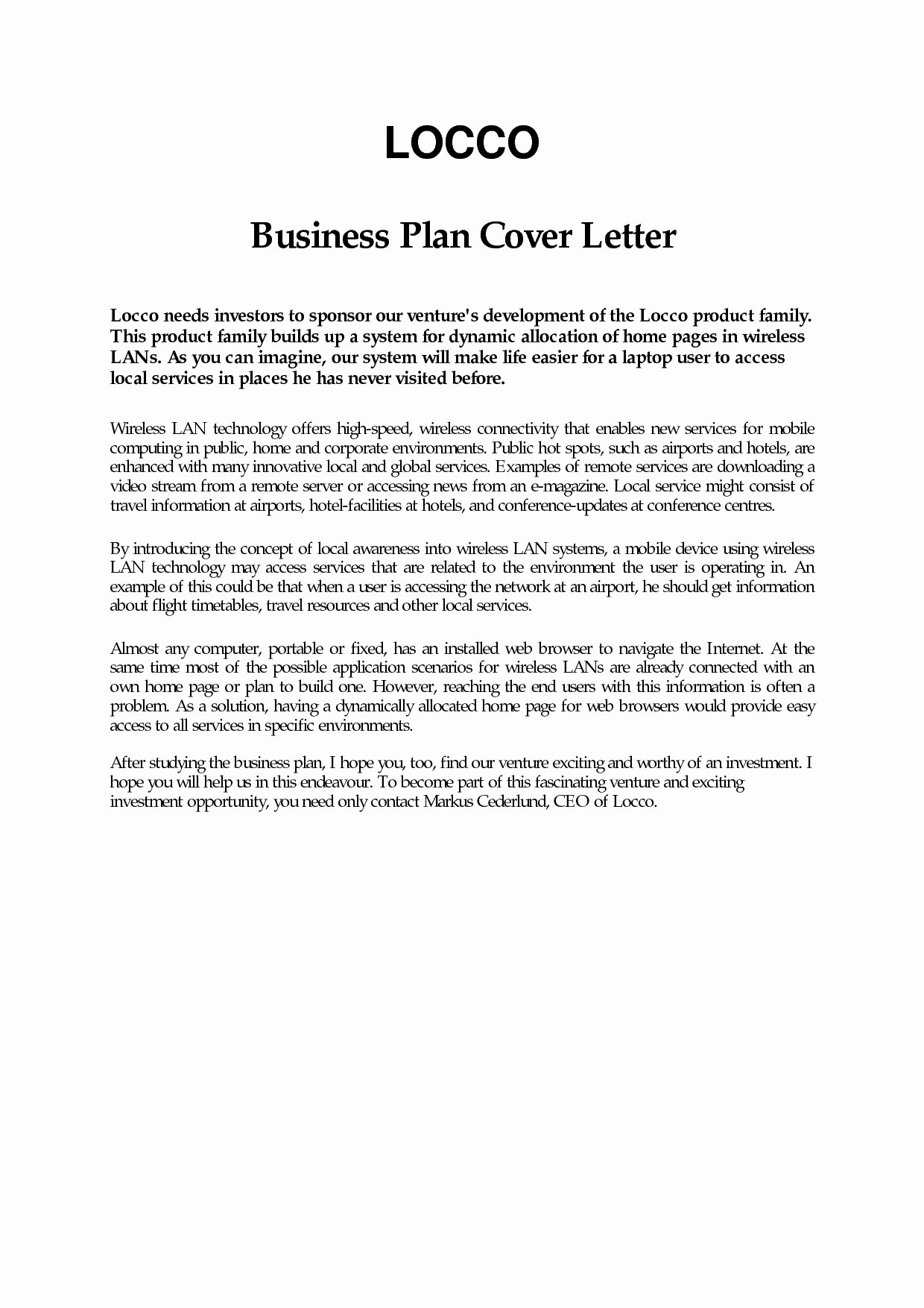 Documentary Proposal Sample New event Bid Proposal Cover Letter