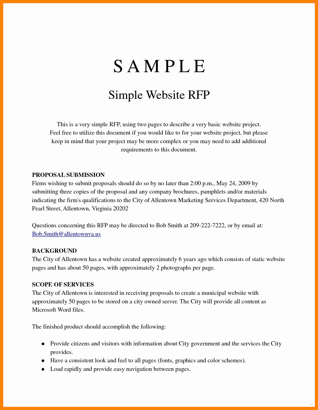 Documentary Proposal Template Best Of Simple Project Proposal Example
