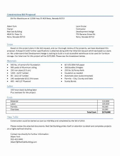 Documentary Proposal Template Elegant 32 Sample Proposal Templates In Microsoft Word