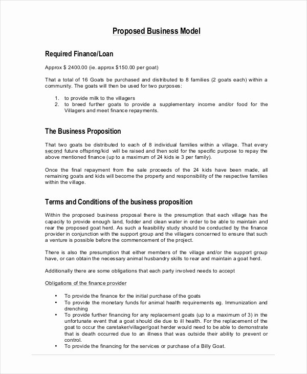 Documentary Proposal Template Unique Business Proposal 28 Free Pdf Word Psd Documents