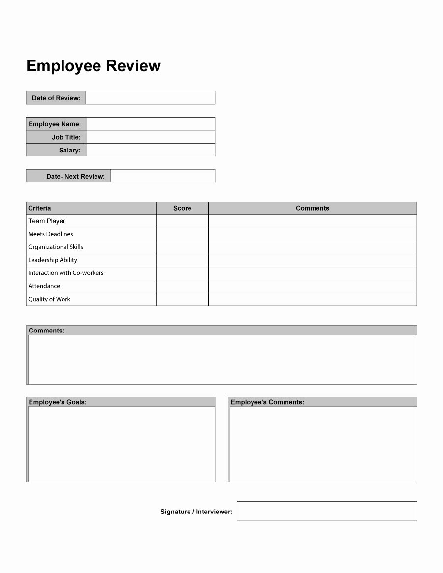 Documenting Employee Behavior Template Beautiful 27 Of Employee Documentation Template