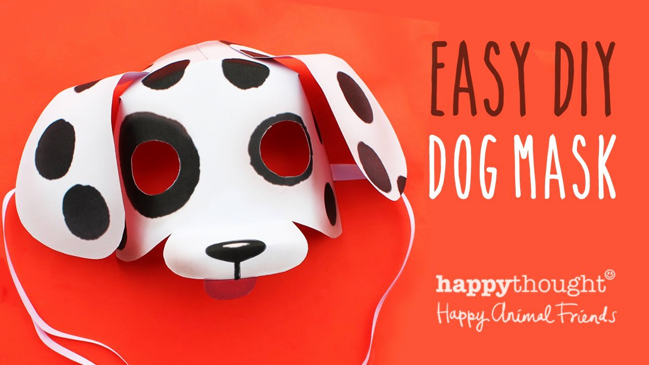 Dog Face Template Awesome Printable Dog Mask Template Photo Tutorial