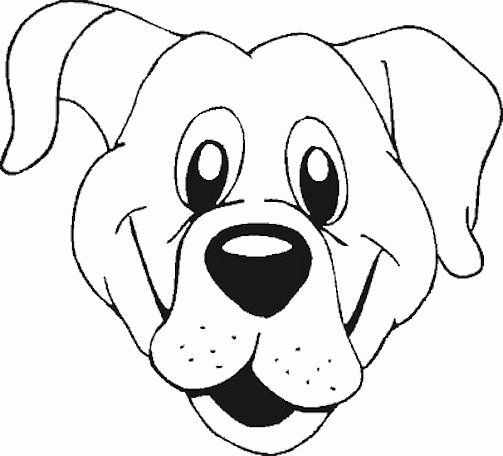 Dog Face Template New Pinterest • the World's Catalog Of Ideas