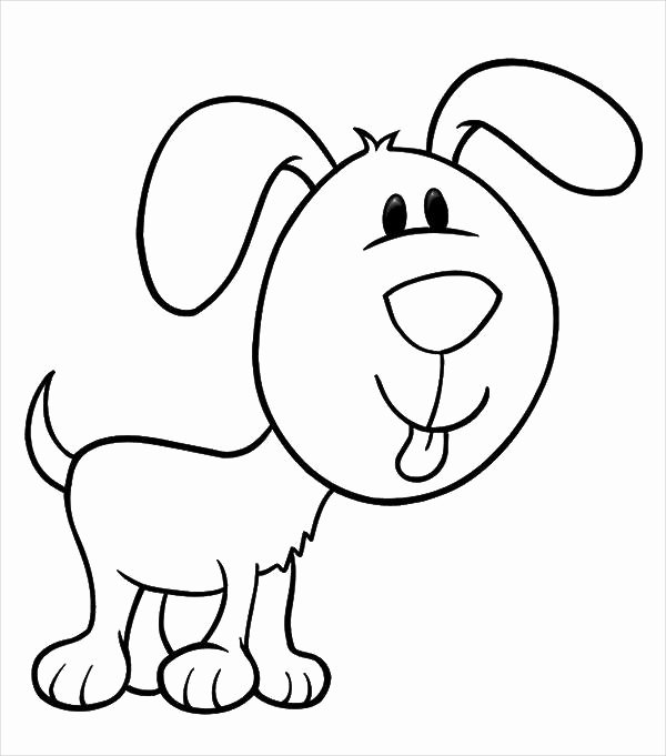 Dog Face Template Unique 9 Puppy Coloring Pages Jpg Ai Illustrator Download