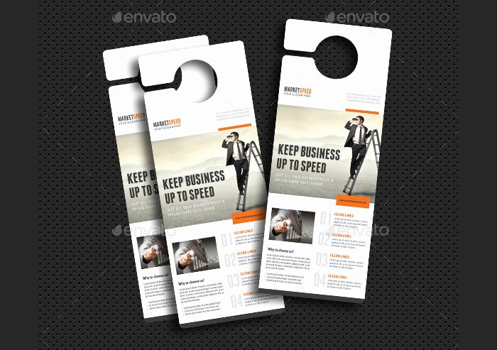 Door Hanger Template Psd Best Of 21 Best Door Hanger Psd Templates Designyep